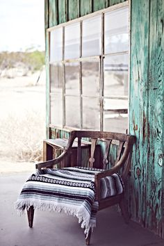 Western Cabin Decor | Free People Blog #freepeople