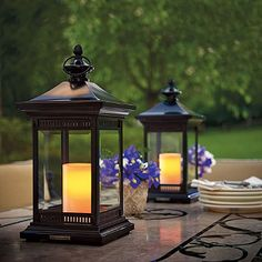 lanterns for the patio