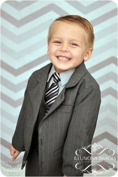 Little Gentleman Suit Jacket: Boys Suit Jacket Pattern, Boys Blazer Pattern, Boys Suit Coat Pattern