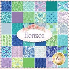 Horizon By Kate Spain For Moda Fabrics -  Expected Arrival Date Is September 2014