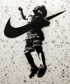 Self explanatory. Banksy.