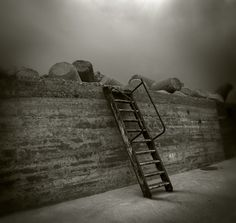 Black-and-white photography by Karmen Orlic