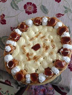 Torta St. Honoré  Ricetta Montersino