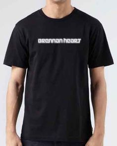 awesome Brennan Heart Logo T-Shirt is one of best selling dj hoodie / sweatshirt in USA, UK and Europe. Only 13 with Discount off for new customer. Tumblr T Shirt, Heart Logo, Shirt Price, Tshirts Online, Edm, Festival Party, Printed Shirts, Shirt Designs, Men Fashion
