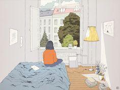 Günseli Sepici on tumblr