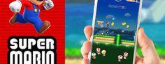 Premiera Super Mario Run iOS