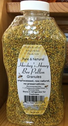 A complete Superfood that offers a wide array of benefits for your health. Bee Pollen Benefits: Nutrition Anti-Stress Anti-Aging Increased Energy Bone Health Brain and Mood Health Cancer (post t Pasta Carbonara, Superfood, Honey Bee Pollen, Protein Energy, Turmeric Tea, Vitamin K2, Health Vitamins, Cancer Fighting Foods, Nutrition Tips