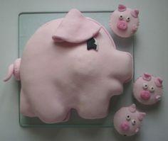 Tort świnka