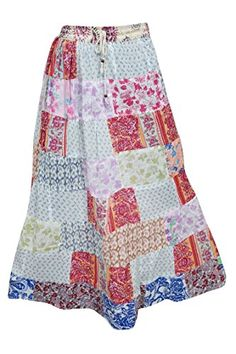 Indian Skirts Bohemian Vintage Ethnic Patchwork Rayon Lon... http://www.amazon.com/dp/B01FSGVO4Q/ref=cm_sw_r_pi_dp_.T1oxb1SCS954