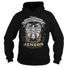JENSON JENSONBIRTHDAY JENSONYEAR JENSONHOODIE JENSONNAME JENSONHOODIES  TSHIRT FOR YOU
