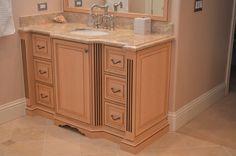 Bathroom Vanity By Da Vinci Cabinetry In Bonita Springs FL Our - Bathroom vanities bonita springs fl