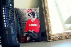 Almohadon Almendra