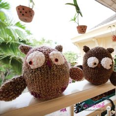 OWL buddy #crochet