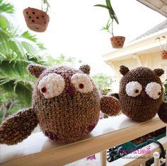 OWL buddy #crochet