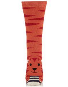 Charnel Tiger Sock | Multi | Accessorize, 5,50e