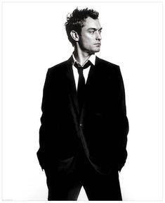 Jude Law, por David Bailey