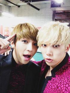 Soohyun & Hoon - U-Kiss