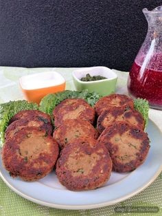 Shami Kebab - Crispy on outside, soft and silky inside. Serve as an appetizer when entertaining guests or have for dinner with salad.