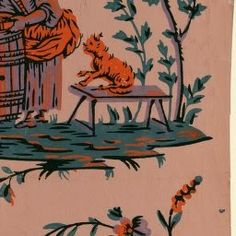 The Pet Museum: the lives times art and history of our pets: cat wallpaper, france 1800