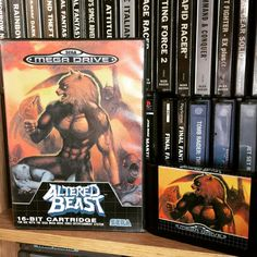 A blast from the past. So glad I finally have a copy of this beauty . . #alteredbeast #megadrive #genesis #segamegadrive #segagenesis #80s #videogames #videogameaddict #videogamecollection #retrogaming #retrogames #retrogamecollector #instagamer #oldschoolgaming #sega #nintendo #playstation. #zeus #beasts