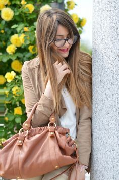 SCENT OF ROSES - outfit elegante chic estate 2013 blogger moda