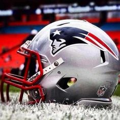 New England Patriots Helmet is an item to have for a conversation piece to talk about to all your friends etc.. Go Patriots Go