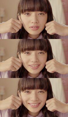 Japanese Beauty, Asian Beauty, Nana Komatsu, Japan Girl, Japanese Models, Best Face Products, Baby Pictures, Celebrity Crush, Bob Hairstyles