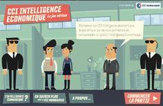 Un Serious game sur l'intelligence économique