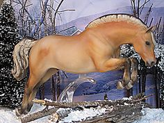 Fjiord horses r beautiful,but endangered they r my fave breed I rlly want this