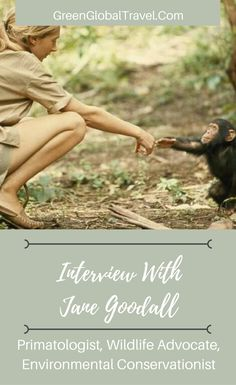 Get a glimpse into Jane Goodall's life and thoughts with this interview! | Primatologist | Wildlife Advocate | Environmental Conservationist | Leaders | Strong Women |