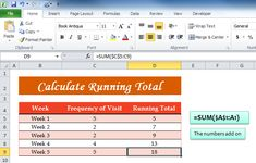 If you've ever needed to keep updating a template with a running total and… Microsoft Excel, Page Layout, Periodic Table, Finance, How To Become, Templates, Running, Learning, Books