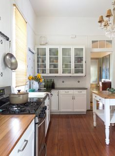 A New Orleans Mid-City Kitchen Renovation — Professional Project