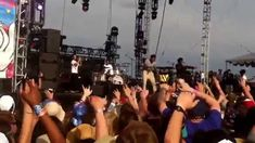 Chance The Rapper - Arthur Theme Song - Sasquatch Music Festival 2014