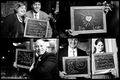 Love THIS! Advice Chalkboard for the newly weds great idea!!!