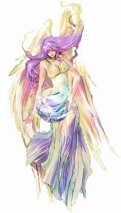 Sasha, Athena