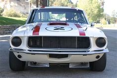 1967 Shelby Mustang Trans-Am