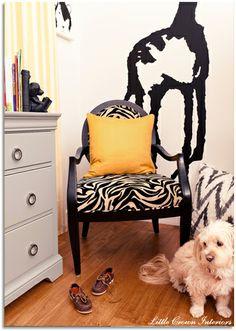 Project Nursery - modern-boys-shared-bedroom