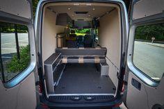 La Posada - Outside Van