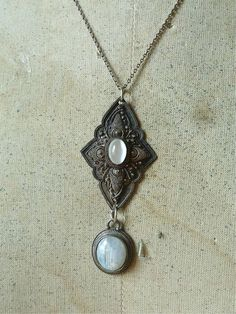 Hey, I found this really awesome Etsy listing at https://www.etsy.com/listing/186100847/moonstone-amulet