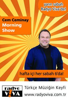 Cem Ceminay Morning Show (HaberTürk 23.03.2014)