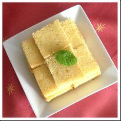 1 Butter + 1 Sugar + 1Egg + 1 Flour + 1 Milk = Pound/Butter Cake-Guaishushu's Version | GUAI SHU SHU