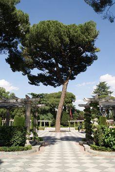 """Jardines de Cecilio Rodriguez""   Parque del Retiro   Viviendo Madrid"