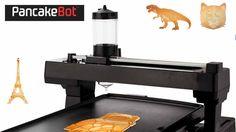 pancakebot-1 Ham, 3d Printing, Impression 3d, Hams