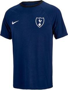 Buy it from SoccerPro. London Clubs, Shirt Sale, Tottenham Hotspur, Jersey Shirt, Nike Dri Fit, Black Nikes, Cool Shirts, Spurs Fans, Soccer Jerseys