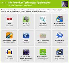 34 Assistive Technology Apps From edshelf