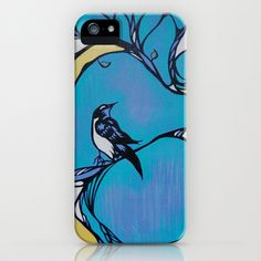 Bird  iPhone & iPod Case by Adelle Rae - $35.00