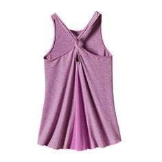 Girls' T-Shirts, Graphic Tees & Tops by Patagonia Our Girl, Athletic Tank Tops, Graphic Tees, Pink, T Shirt, Clothes, Women, Inspiration, Fashion