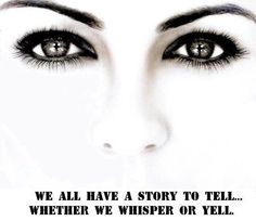 ...share your story
