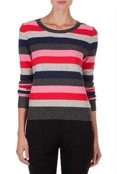Multi Stripe Knit