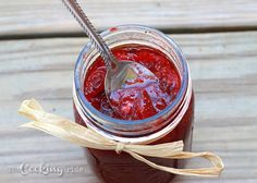 After making your first batch of homemade strawberry jam, you'll never buy store bought again. It's surprisingly easy and the flavor simply doesn't compare.